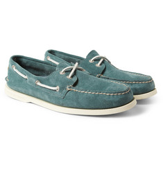 Sperry Top-Sider Suede Boat Shoes