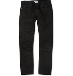 Simon Miller Gulf Resin Slim-Fit Dry Selvedge Denim Jeans