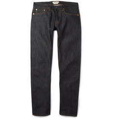 Simon Miller Los Angeles Slim-Fit Dry Selvedge Denim Jeans