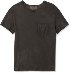 Massimo Alba Pocket-Front Cotton-Jersey T-Shirt