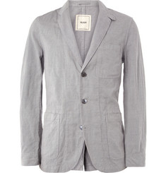 Todd Snyder Unstructured Cotton-Blend Blazer