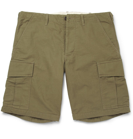 Todd Snyder Cotton Cargo Shorts