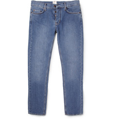 Jean.Machine Slim-Fit Organic Cotton and Hemp Jeans