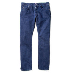 Jean.Machine J.M-2 Straight-Leg Cotton and Hemp-Blend Jeans