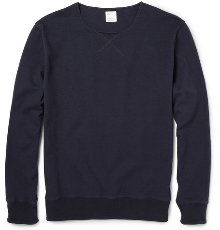 Jean.Machine Cotton-Jersey Sweatshirt