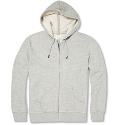 Jean.Machine Loopback-Cotton Hoodie