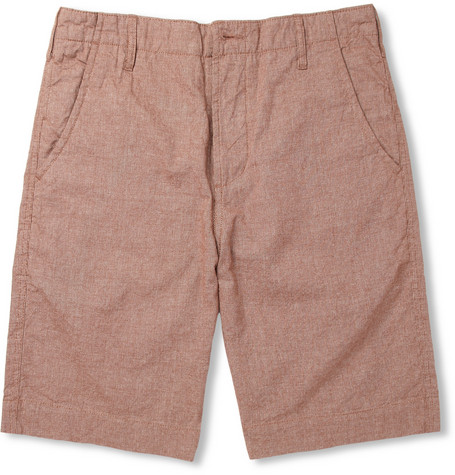 NN.07 Will Straight-Leg Cotton Shorts