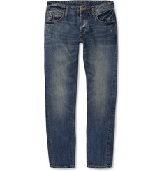 NN.07 James Slim-Fit Selvedge Denim Jeans