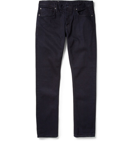 NN.07 James Slim-Fit Selvedge Overdyed-Denim Jeans