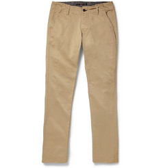 NN.07 Simon Slim-Fit Cotton-Twill Chinos