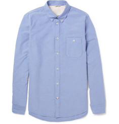 NN.07 Derek Cotton Oxford Shirt