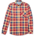 NN07 - Derek Madras-Check Cotton Shirt