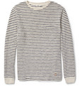 NN.07 Ned Long-Sleeved Knitted-Cotton T-Shirt