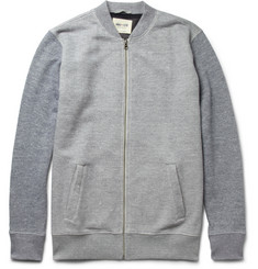 NN.07 Franklin Loopback Cotton-Blend Jacket