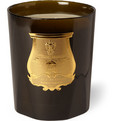 Cire Trudon La Grande Bougie Ernesto Tobacco and Leather Scented Candle
