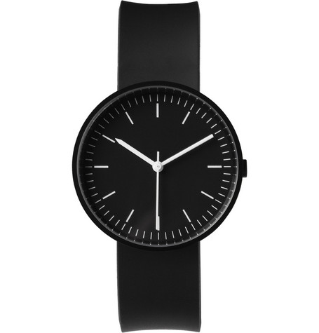 Uniform Wares 100 Series Classic Steel Wristwatch