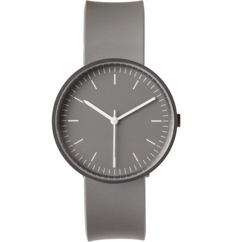 Uniform Wares 100 Series Steel Wristwatch