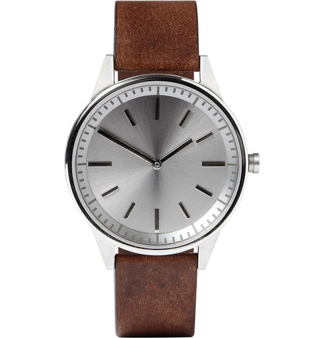 Uniform Wares 251 Series Steel Wristwatch