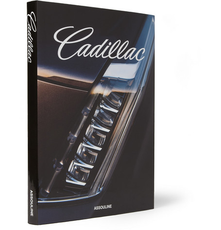 Assouline Cadillac 110 Years Hardcover Book
