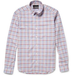 Bespoken Check Cotton Shirt