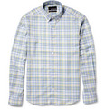 Bespoken Plaid Cotton Shirt
