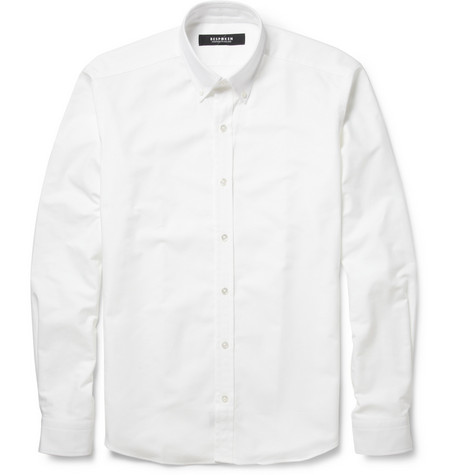 Bespoken Cotton Oxford Shirt
