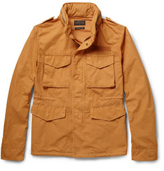 Beams Plus Cotton-Blend Field Jacket