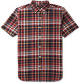 Beams Plus - Madras-Check Cotton Shirt