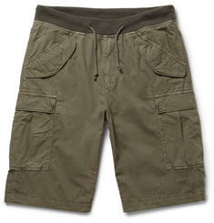 Beams Plus Cotton Cargo Shorts