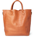 Beams Plus - Leather Tote Bag