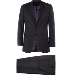 Paul Smith London - Navy Byard Slim-Fit Wool and Mohair-Blend Travel Suit