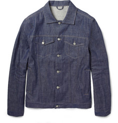 NN.07 Haneda Slim-Fit Denim Jacket