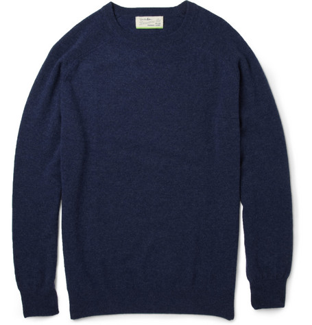 NN.07 Rocky Cashmere Crew Neck Sweater