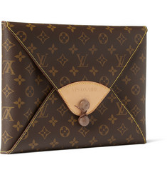 Visionaire Fashion Special Limited Edition Portfolio in Leather Louis Vuitton Case