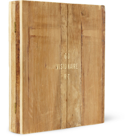 Visionaire Religion Ricardo Tisci Limited Edition Hardcover Book in Wooden Case