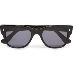Cutler and Gross Square-Frame Sunglasses
