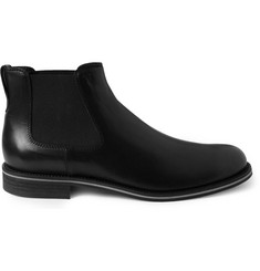 Tod's No_Code Leather Chelsea Boots