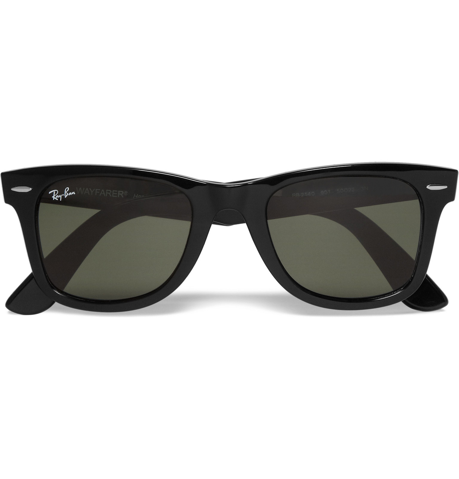 Black Ray Ban Sunglasses  ray banoriginal wayfarer acetate sunglasses