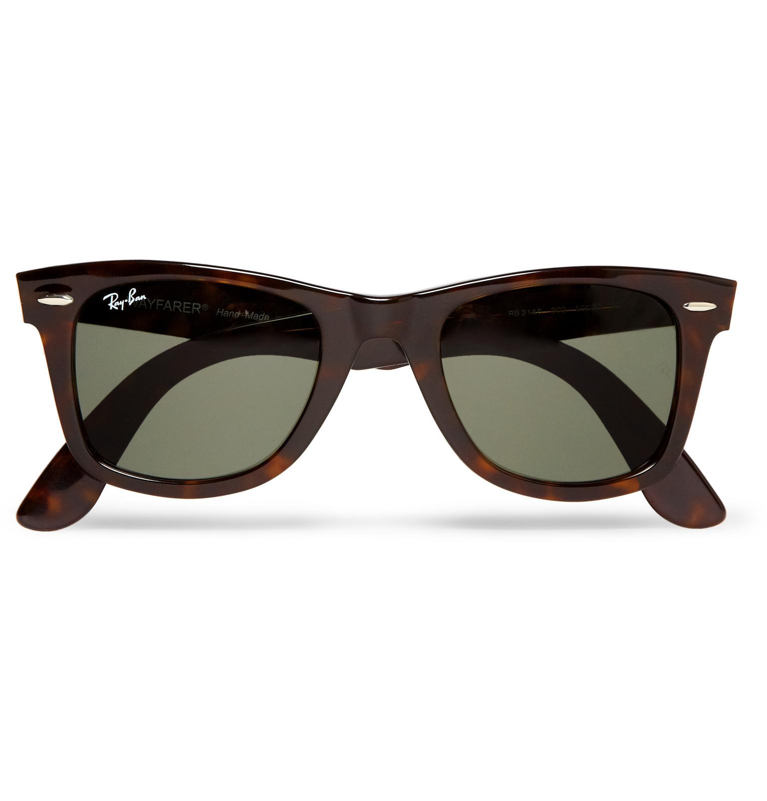b7b6b1acee1 Ray-Ban - Original Wayfarer Acetate Sunglasses