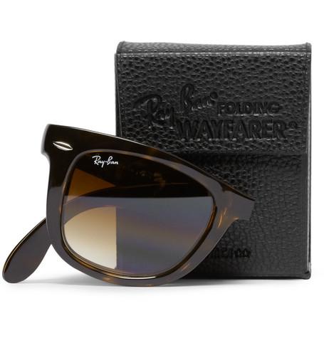 Ray-BanFolding Wayfarer Acetate Sunglasses