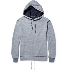 Marc by Marc Jacobs Nathaniel Loopback Cotton-Jersey Hoodie