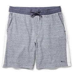 Marc by Marc Jacobs Nathaniel Loopback Cotton-Jersey Shorts