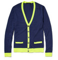 Marc by Marc Jacobs Silk and Cotton-Blend Cardigan