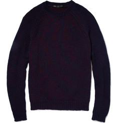 Marc by Marc Jacobs Gary Chunky-Knit Cotton-Blend Sweater