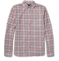 Marc by Marc Jacobs - Dustin Lightweight Plaid Cotton-Blend Shirt