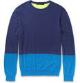 Marc by Marc Jacobs Silk and Cotton-Blend Sweater