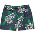 Marc by Marc Jacobs - Dempsey Mid-Length Flower-Print Swim Shorts