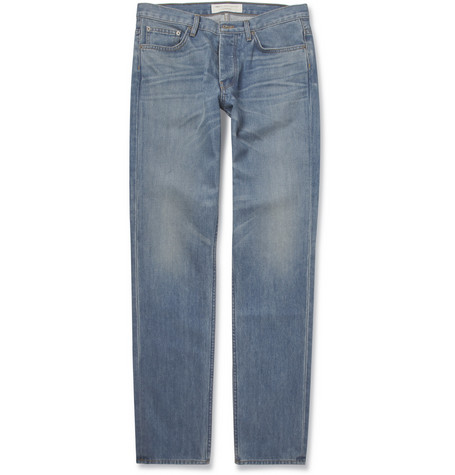 Marc by Marc Jacobs Straight-Fit Washed-Denim Jeans