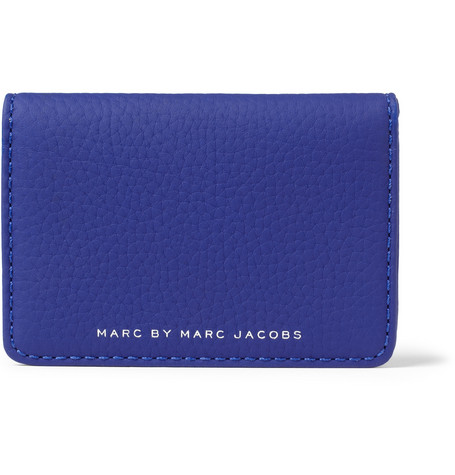 Marc by Marc Jacobs Leather Card and ID-Window Wallet