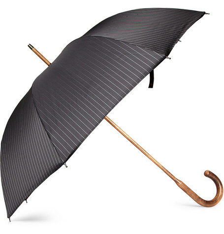 London Undercover Pinstripe Umbrella